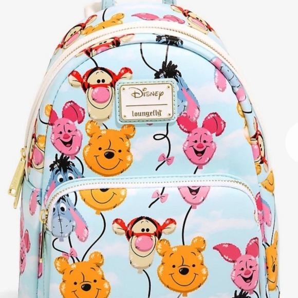 Disney Winnie The Pooh & Friends Mini Backpack